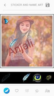 Download Heart Overlay Name Art For PC Windows and Mac apk screenshot 3