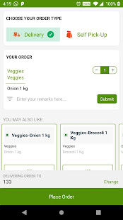 Download myFresh - Fruits & Vegetables Store For PC Windows and Mac apk screenshot 4