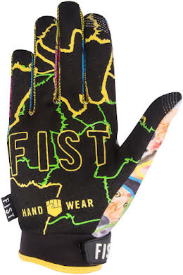 Fist Handwear Kitty Full Finger Gloves: Multi-Color alternate image 0