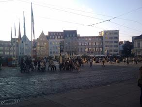 Photo: Rathausplatz