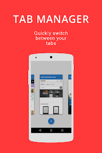 MINT Browser – Secure & Fast Apk  Download For Android 5
