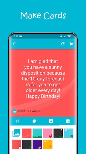 Birthdays & Wishes ss3