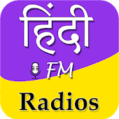 Hindi FM Radios(Radio Station)
