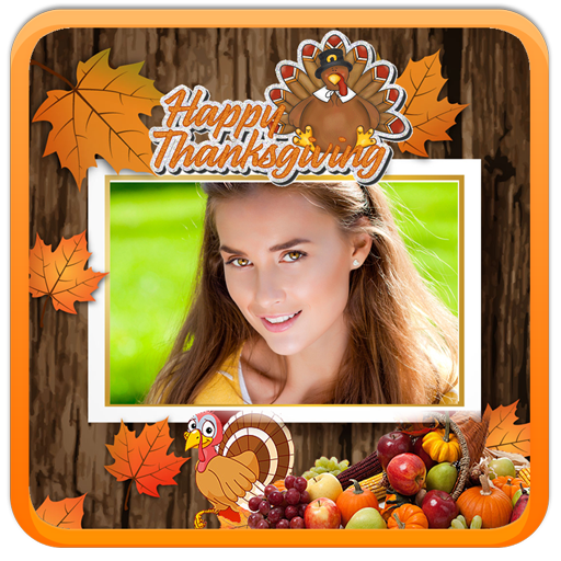 Thanksgiving 2016 Photo Frames 遊戲 App LOGO-硬是要APP