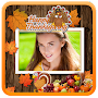 Happy Thanksgiving Photo Frame APK icon