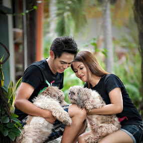 Perfect Match by Maybelle Blossom Dumlao-Sevillena - People Couples