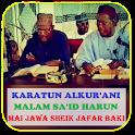 Malam Sa'id Harun Qur'an MP3 OFFLINE icon