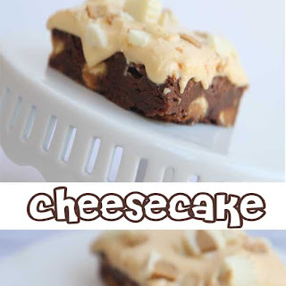 Reese's Peanut Butter Brownies.