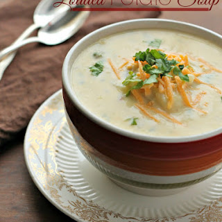 Loaded Potato Soup.
