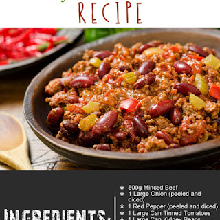 Easy Chilli Con Carne.