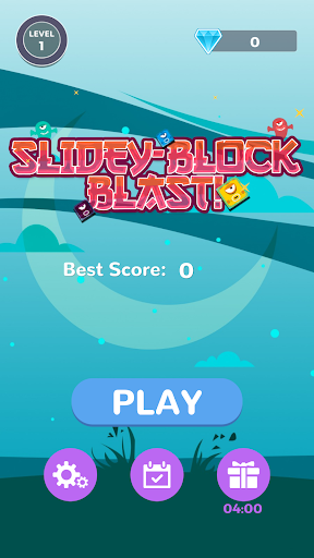 Slidey Block Blast screenshot 1