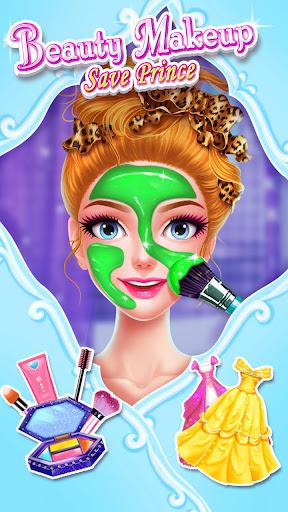 ud83dudc78ud83eudd34Princess Beauty Makeup - Dressup Salon 3.1.5017 screenshots 3