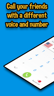 Funcalls - Voice Changer & Call Recording Capture d'écran