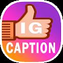 Caption IG Keren icon