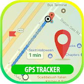 GPS Maps: Maps, Navigations & Directions
