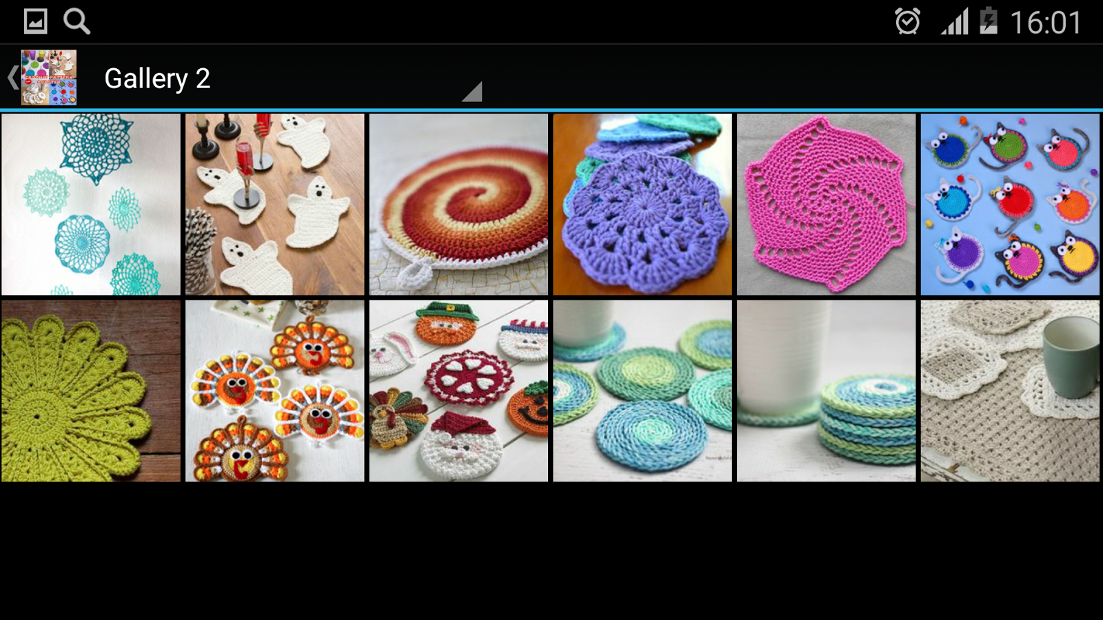 Crochet Pattern Coaster - Android Apps on Google Play
