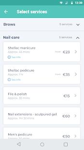 Skin Medi Spa App - náhled