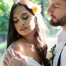 Wedding photographer Nika Gorbushina (whalelover). Photo of 17.10.2018