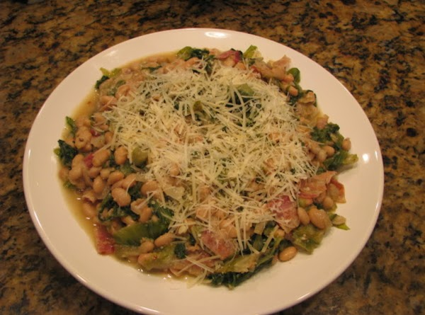 Greens And Beans Recipe