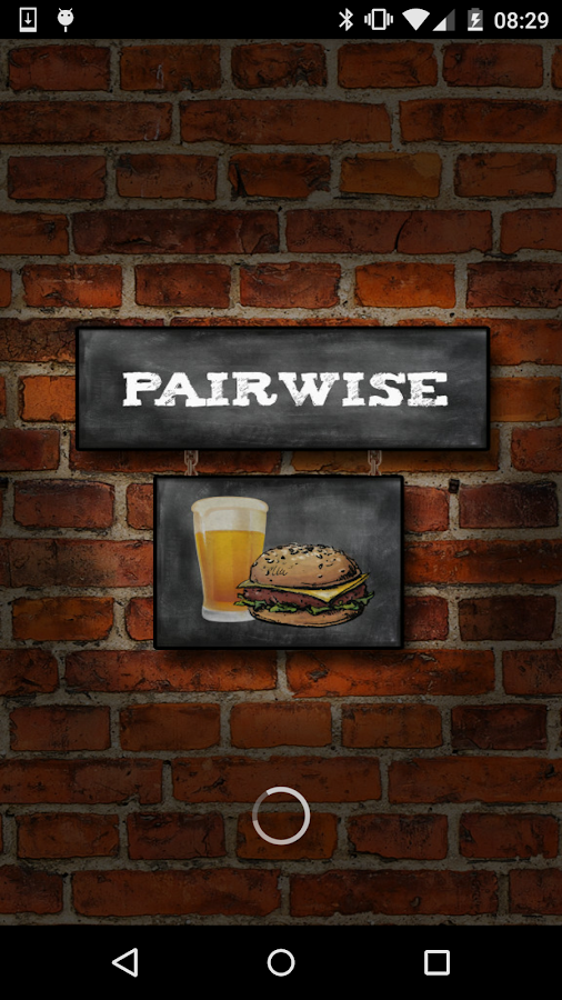 PairWise- screenshot
