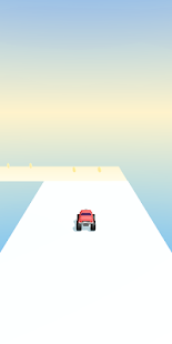卡車奔跑3D-多彩無盡奔跑的汽車遊戲