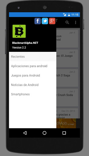 免費下載新聞APP BlackmartAlpha.net app開箱文 APP開箱王