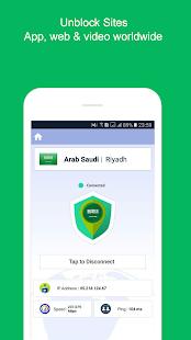 Saudi Arabia VPN Master - Open VPN Hotspot - náhled