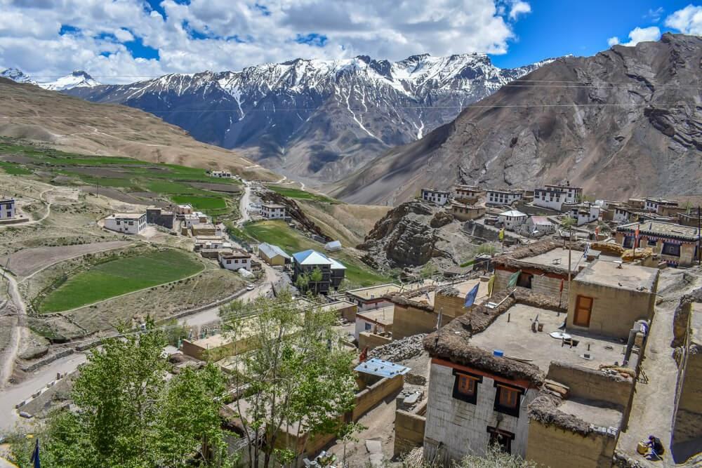 kibber+villages+of+Spiti+valley+himachal