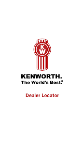 Kenworth Dealer Locator- screenshot thumbnail