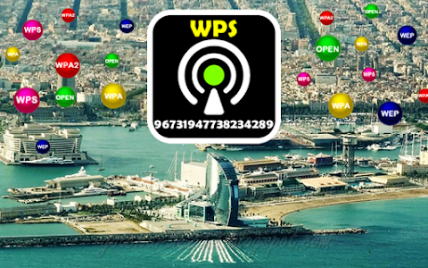 WIFI WPS PIN GENERATOR screenshot 0