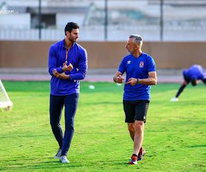 Michel Iannacone prolonge le plaisir en Égypte et disputera la Ligue des Champions en septembre