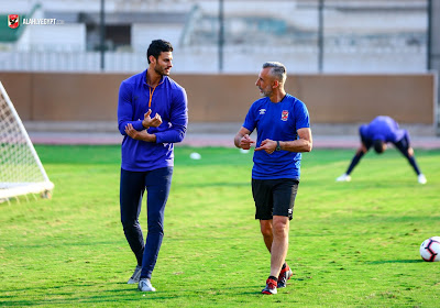 Al-Ahly et Michel Iannacone en finale de la Ligue des Champions africaine