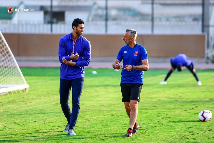 """Michel Iannacone, champion d'Égypte : """"Autant d'émotion que la montée avec Charleroi"""""""