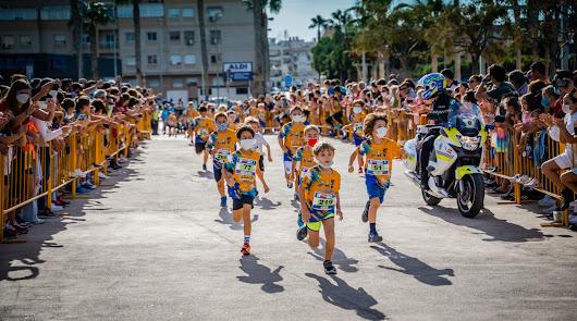 La IV Media Kids Ciudad de Roquetas de Mar, un éxito