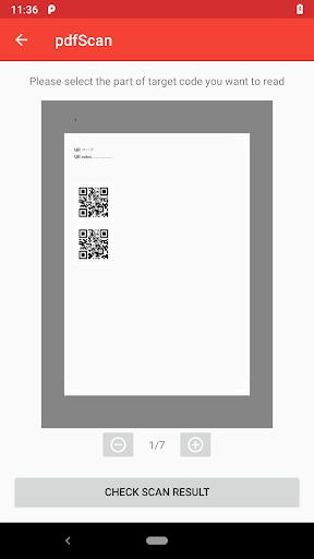 QR Code Reader - Scan, Create, View and Edit screenshot 10