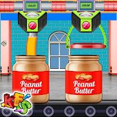 Peanut Butter Factory: Cooking & Baking Food Games