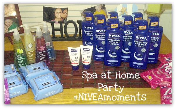 Photo: Taking time to pamper yourself can be hard to do sometimes. This time of year can be stressful and the weather can wreak havoc on your skin. Do you think your girlfriends are going through the same struggles as you? Why not pamper yourself and your girlfriends with a Spa at Home party with NIVEA and hand massages?! I decided to pamper my friends, my sisters, and my sister's friends in an Honorary Sisterpalooza Spa at Home Party #NIVEAmoments #cbias