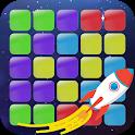 Space Glass Breaker - Bubble Pop & Arcade Game 🚀 icon