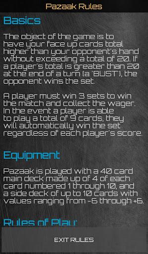 Pazaak Cantina - Card RPG ud83cudf0c 2.0.1.4 screenshots 18