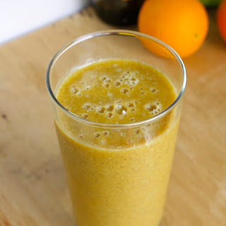 Iron Boosting Orange Juice