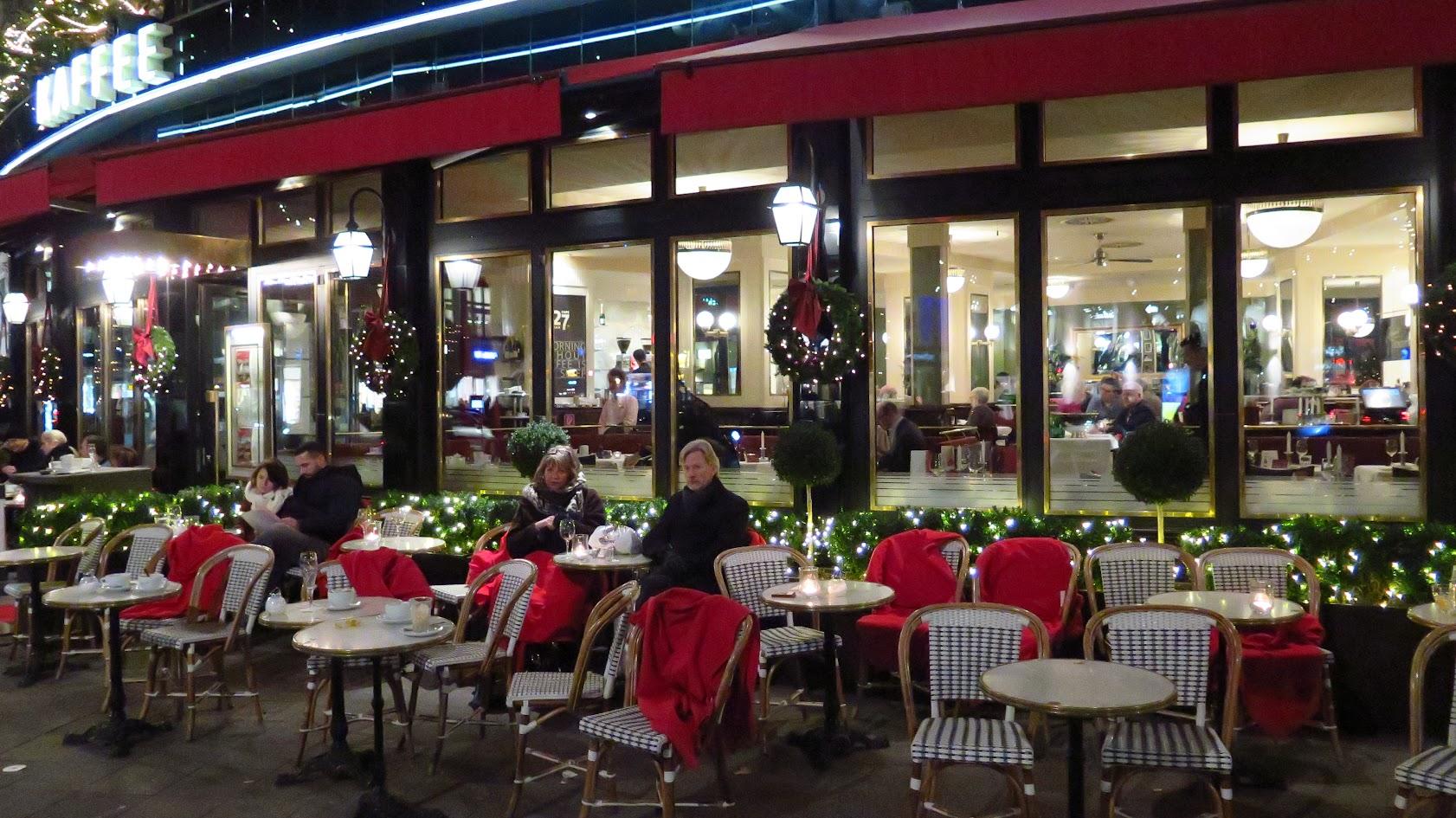 Restaurante em Berlim: conheça o Reinhard's