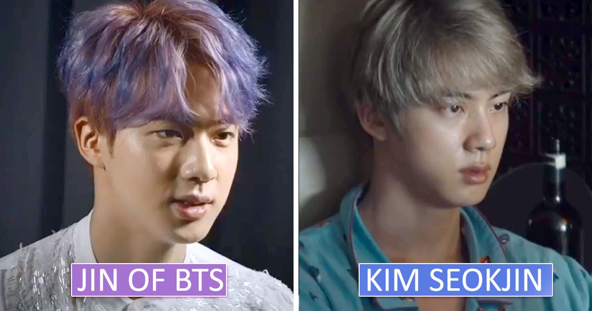 Bts S Jin Opens Up About Losing Friends And Living Two Lives