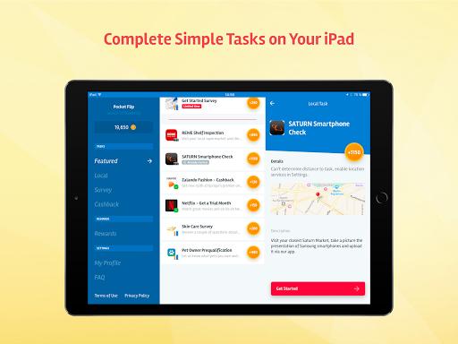 PocketFlip - Free Gift Cards Apk apps 7