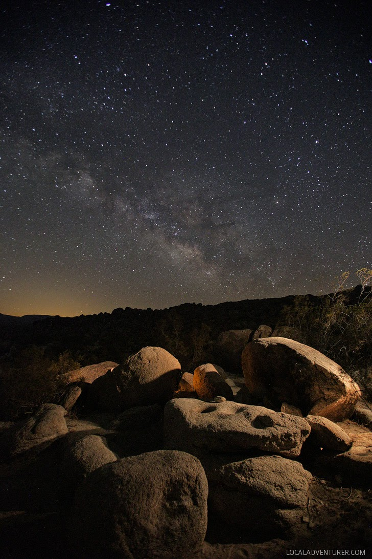 Anza Borrego Desert State Park Night Photography (Things to Do in Borrego Springs).