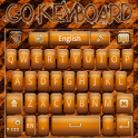 Go Keyboard Industrial Grunge icon