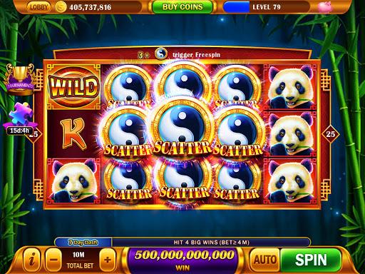 Golden Casino: Free Slot Machines & Casino Games screenshots 23