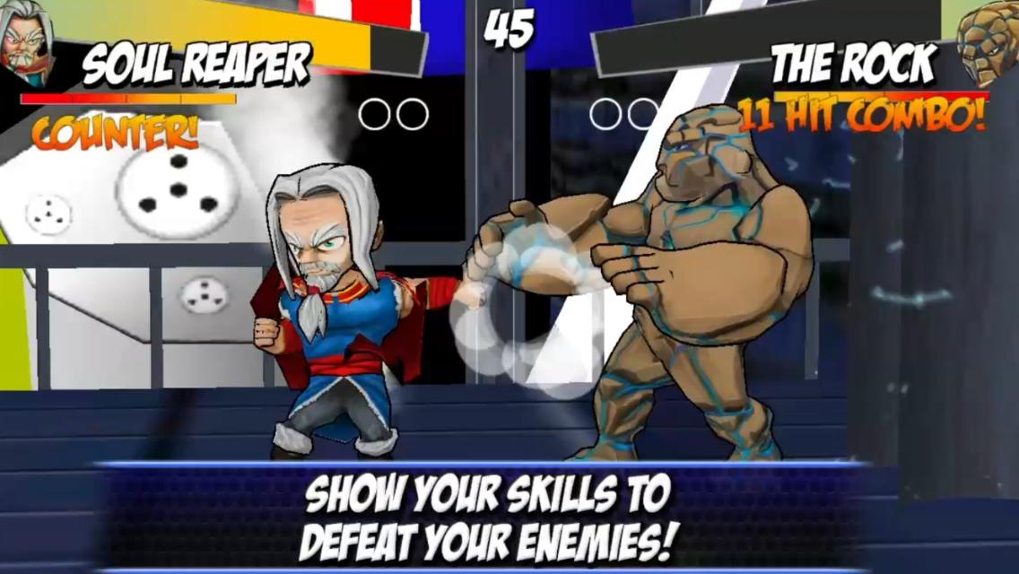 fight games free play