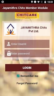 Download Jayamithra Chits Member Module For PC Windows and Mac apk screenshot 1