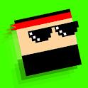 Swaggy Ninja Endless Grapple icon