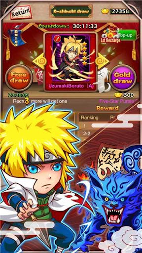 Bleach Ninjau2014Sasuke Bloodline 1.0 screenshots 8